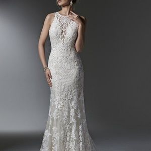 "Sottero and Midgley ""Winifred"" wedding dress"